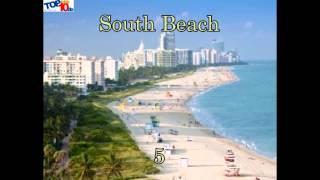 Las 10 mejores playas de la Florida