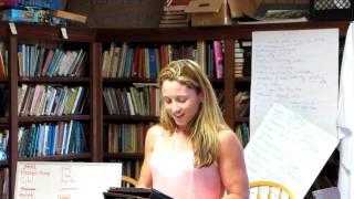 Jewcology Public Narrative 6.14.12 Story of Self: Genevieve