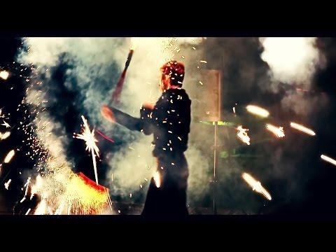 Baila Fuego! Lichtshow und Feuershow