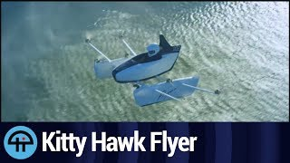Larry Page's Kitty Hawk Flyer Takes Off