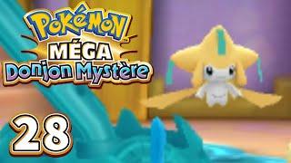 POKEMON MEGA DONJON MYSTERE #28 - Le rêve de Jirachi !