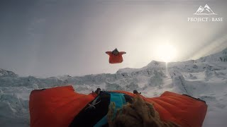 Another Day In The Office - Wingsuit BASE thumbnail