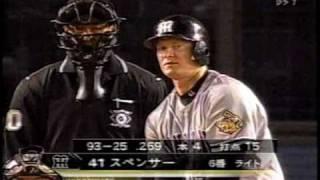 【阪神タイガース】 スペンサー 外野手