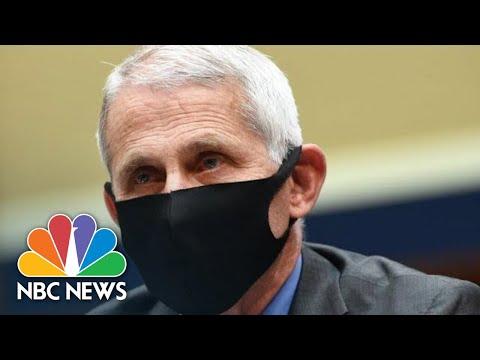 Fauci, CDC Chief Testify On Coronavirus Response | NBC News
