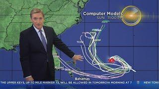 Tracking The Tropics 09/11/17 11 PM