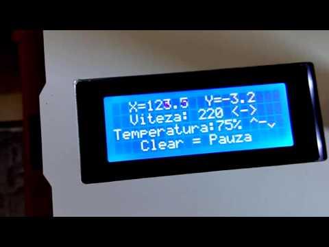 CNC polistiren FoamCut 1.5