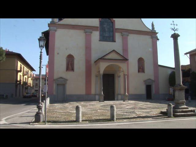 Vaprio d'Agogna. Restauri parrocchiale seconda parte