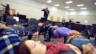 Tullahoma High School Band Mannequin Challenge