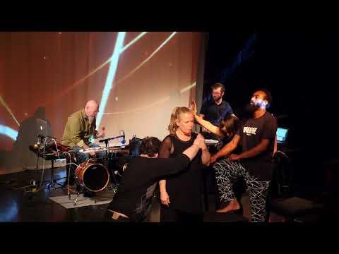 improvised music, dance, visuals at Barking Legs