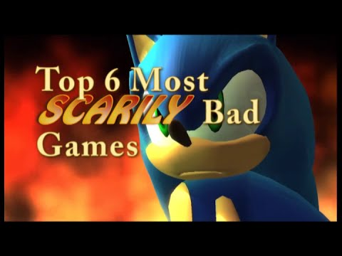 Top 6 Worst Games Ever Made