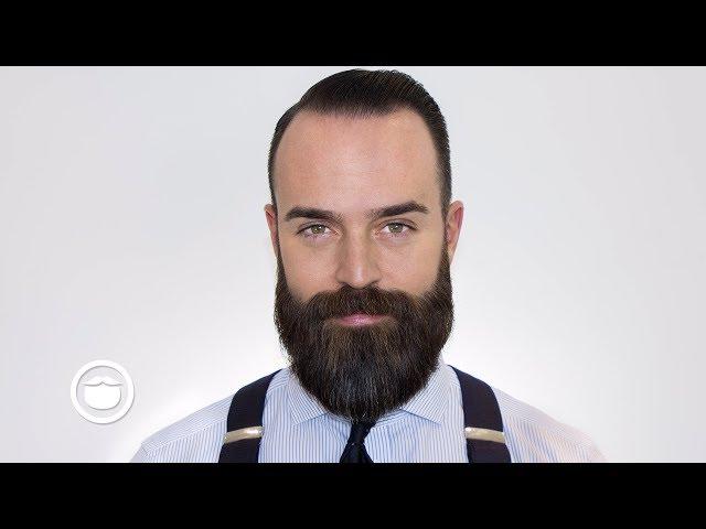 Comment Facilement Lisser Sa Barbe Tout En Utilisant Des Produits