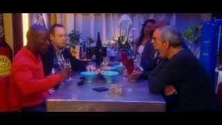 17e sans ascenseur - Diner flics ou voyous - 13 04 2013