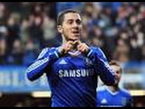 Download Eden Hazard Goal - Manchester City Vs Chelsea 1-3