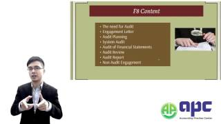 acca 2016 how to pass acca june2016 f8