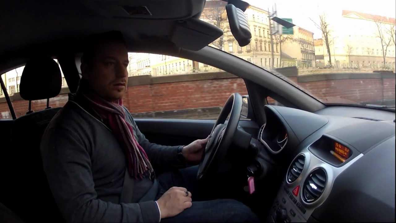 Opel Corsa Twinport Ecotec Start Stop Fahrbericht