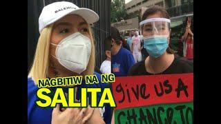 Vice Ganda and Angel Locsin NAGBITIW NG NAKAKALUNGKOT na Salita Ukol sa Pagsarado ng Abs - Cbn