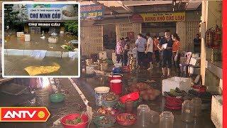 Thái Nguyên: Mưa lũ cuốn trôi cả chợ khiến tiểu thương điêu đứng | An toàn sống | ANTV