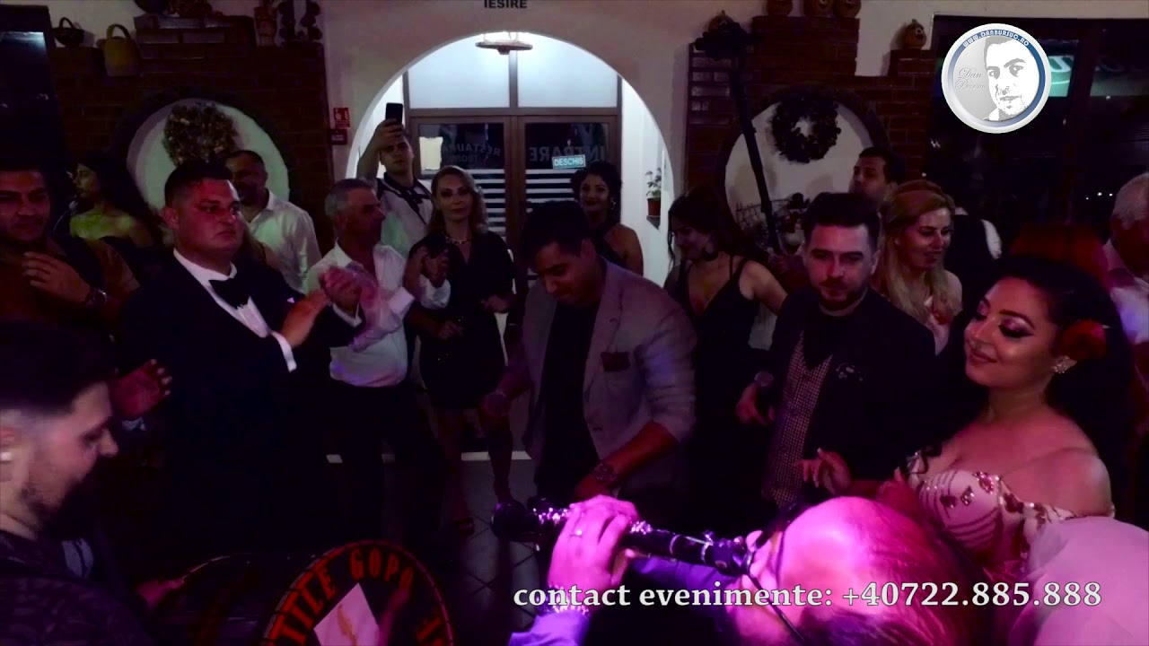 Formatia Kana Jambe & Manu Targovisteanu - Hai cu avionul (Live Event)