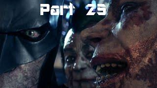Batman Arkham Knight Walkthrough Gameplay Part 25 - Oracle Dies (PS4)