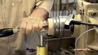 Rough Turning A Lidded Box:   Woodturning
