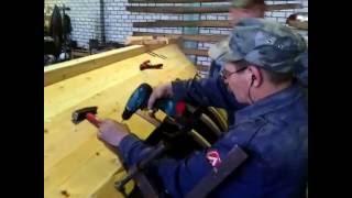 Изготовление лодки (карбаса)(, 2016-05-25T22:58:41.000Z)