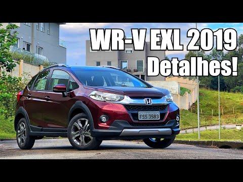 Honda WR-V 2019 Em Detalhes - Falando De Carro