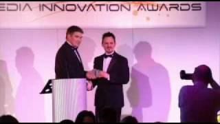 Media innovation award speech
