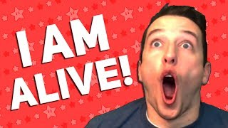 I AM ALIVE!! | Playing Super DGR World [SMW Hack]