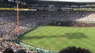 2010.5.9 阪神×広島 甲子園球場ライト49段188.