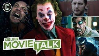Will Joker Beat Venom's Record at the Box Office? - Movie Talk