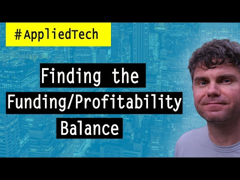 Finding the Funding/Profitability Balance | Bill Boebel from Pingboard