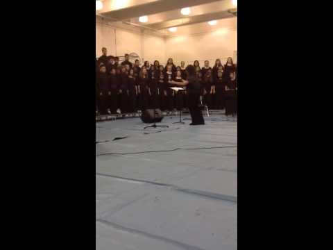 Romig middle school choir February 2013