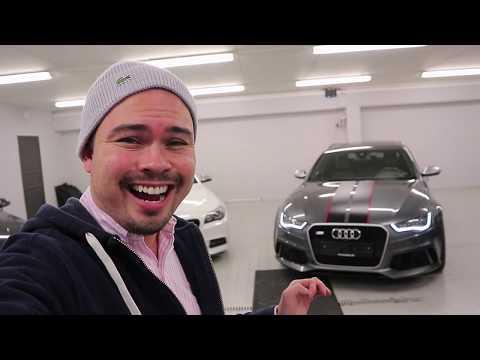 Audi RS6 Exterior & Interior Tour! + Milltek Resonated Exhaust Sound!