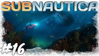 Lets Play Subnautica #16 / Das Wrack der Aurora / Gameplay (PC)(Deutsch / German)