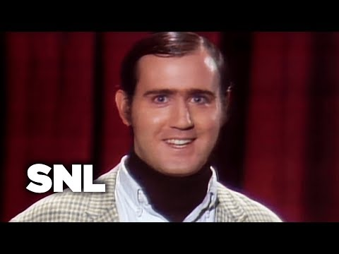 Andy Kaufman's Foreign Man - Saturday Night Live