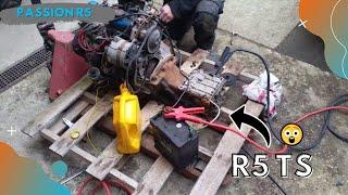 Moteur Renault 5 ts