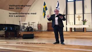 KG Larsson - Guds omsorg om sitt land - lörd. 16