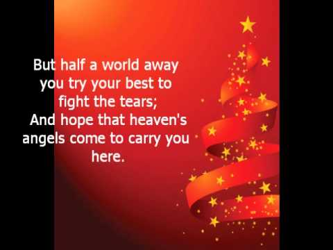Merry Christmas-Third Day (w/lyrics)