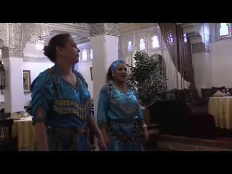 AFRICAN DANCING IN MARRAKECH