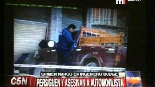 C5N - POLICIALES: CRIMEN NARCO EN INGENIERO BUDGE