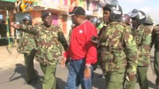 Mwakilishi wa Mihang'o sasa ashtakiwa kwa uchochezi