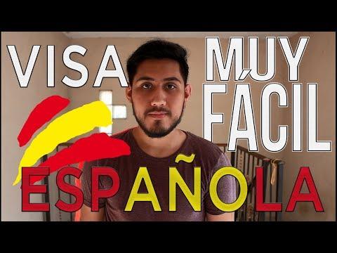 Como obtener visa española de Estudiante ( Fácil ) 2017-2018. 🛫 🇪🇸