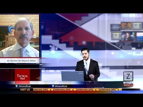 Balance Of Air Power In South Asia | Zain Khan & Air Marshal (R) Masood Akhtar | Tactical Talk