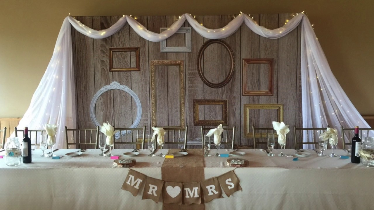 Welcome To Best Wedding Backdrops Youtube