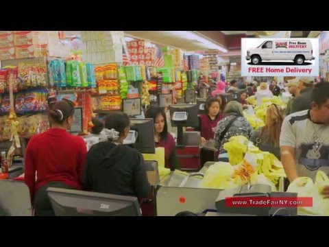 Trade Fair Supermarket in Queens, NY is a full service grocery store.