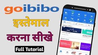How to use goibibo app in Hindi | Goibibo app kaise chalaye screenshot 3