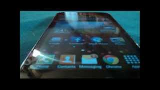 review samsung galaxy s2x