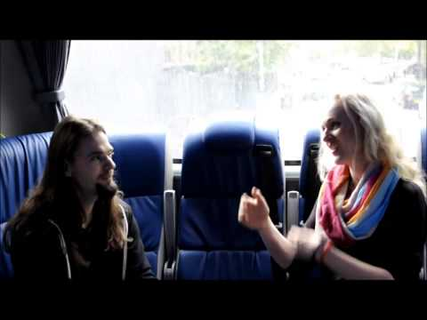 "LIV KRISTINE Discusses New Album ""Vervain"", THE SIRENS Collaboration & Tours (2014)"