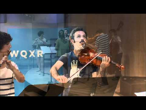 The Knights in The Jerome L. Greene Performance Space at WQXR — Golijov