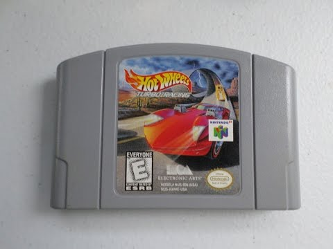 Let's Play Hot Wheels Turbo Racing (Nintendo 64, 1999)